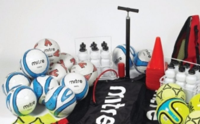 EQUIPMENT FOR SPORTS TEAM