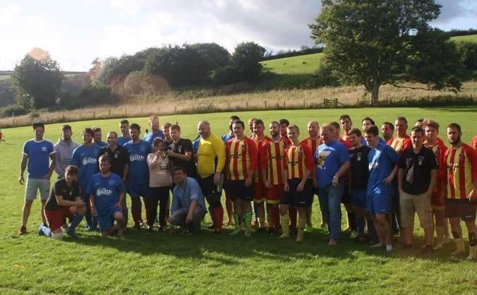 Help Bradninch FC Raise £400 which has was stolen