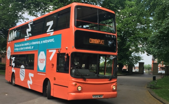 Commonplace Bus: The Big Conversion