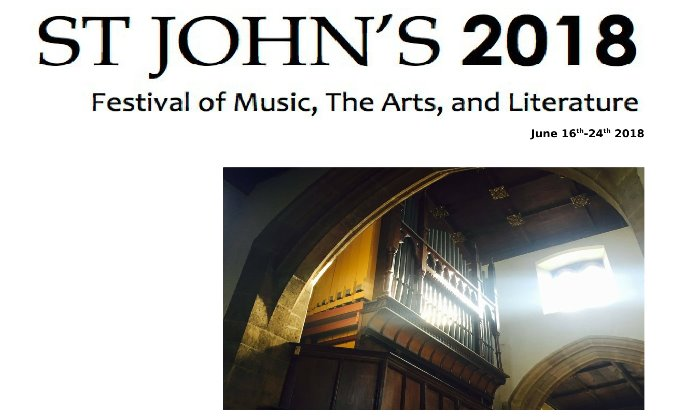 St John's Festival of the Arts
