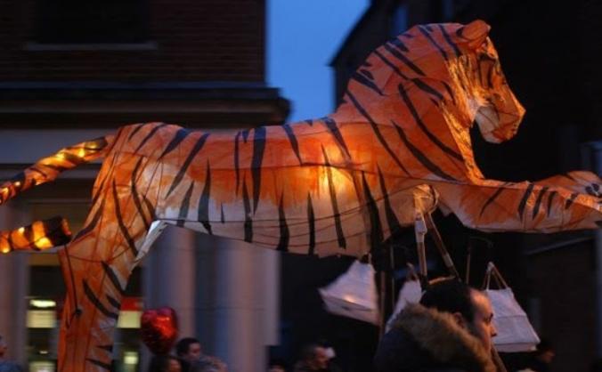 Tunbridge Wells Winter Lantern Parade 2016