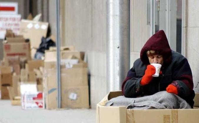 Helping the Homeless Whitechapel