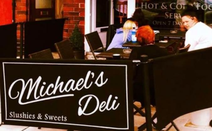 Michaels Deli robbery refund