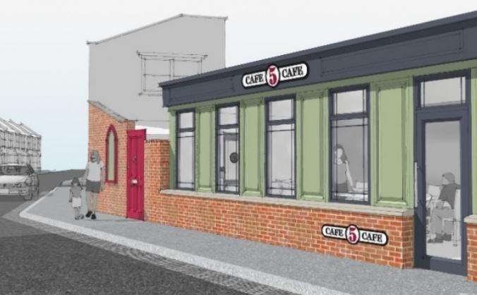 Cafe 5 Greenbank