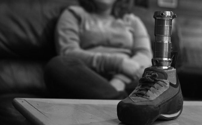 Esme the Paraclimber: a documentary