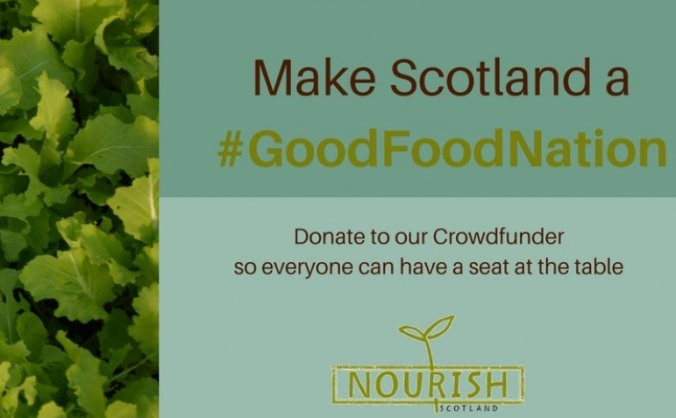 Scotland's Good Food Nation Bill