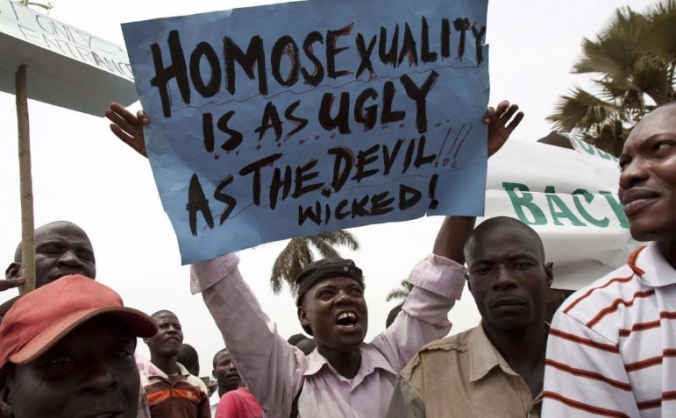 Stop the persecution of gay people in Uganda