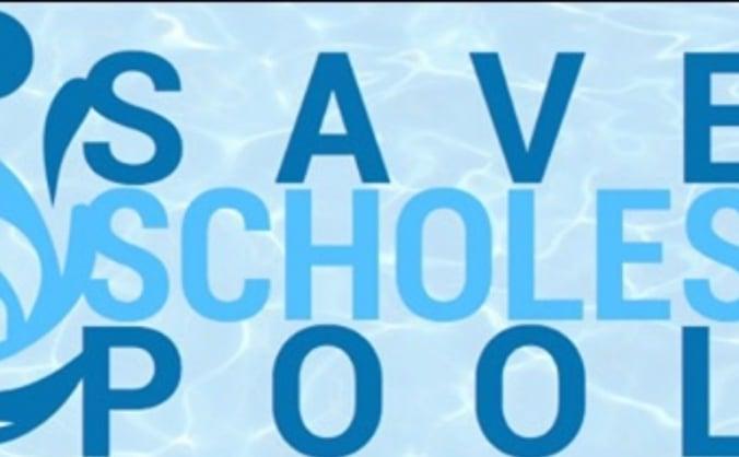 Save Scholes Pool - Autumn Term Campaign