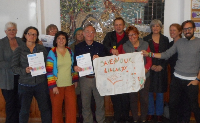 Save Ore Library Community Campaign