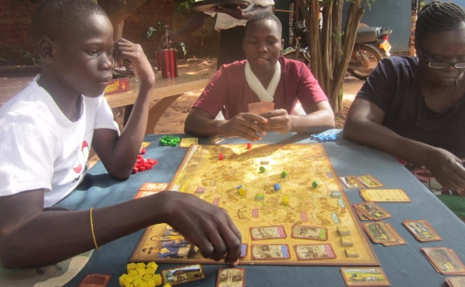 The Uganda Boardgame Road Trip