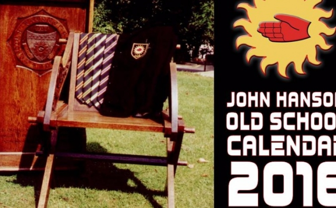John Hanson Retro Calendar & Other Goodies