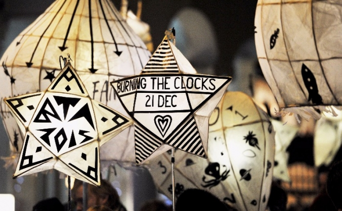Burning the Clocks 2017