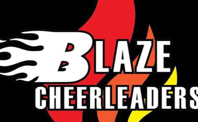 Blaze Cheer club