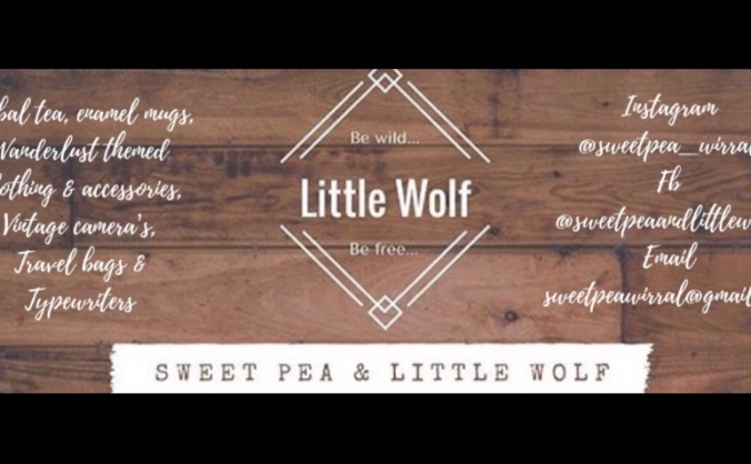 Sweet Pea & Little Wolf. The Perfect Adventure