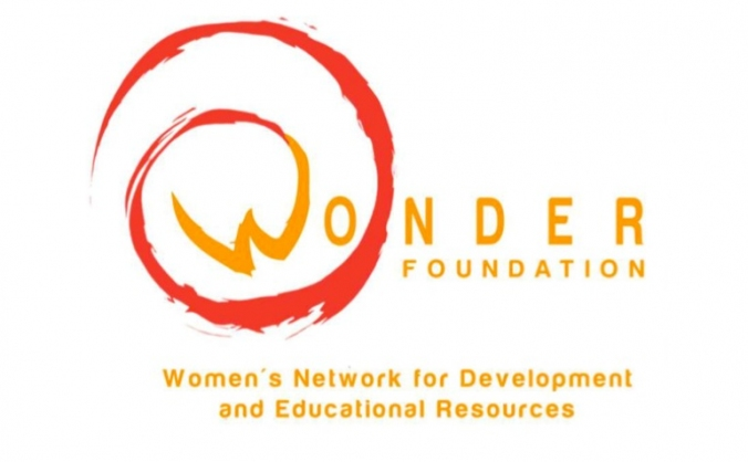 Empower women and communities through education。