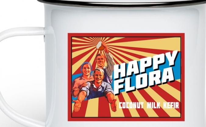 Happy Flora Kefir - Fermenting a revolution!