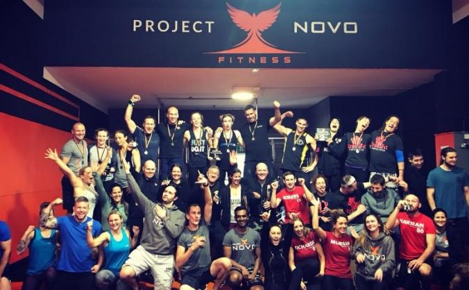 A Non Profit Gym with a BIG Dream