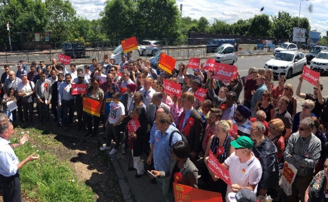 Dagenham and Rainham CLP Fighting Fund