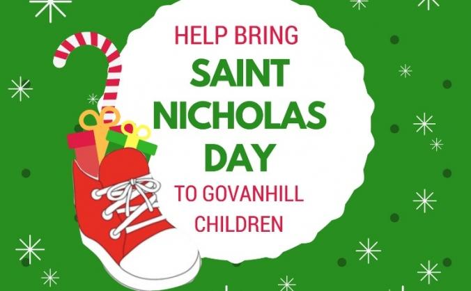 Help Romano Lav bring St Nicholas Day to Govanhill