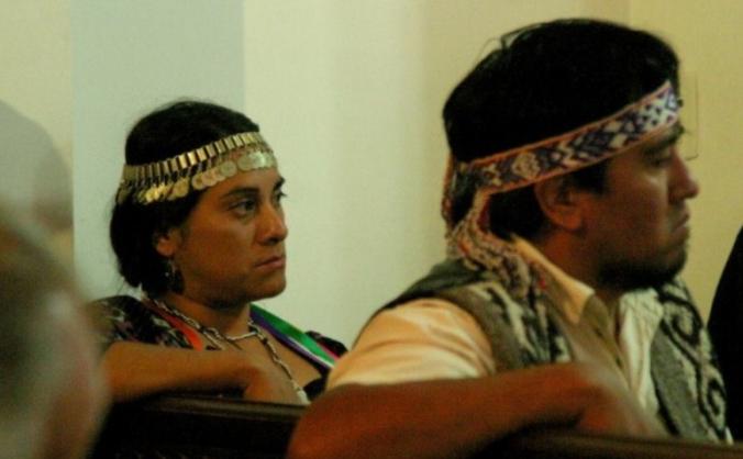 Support Relmu Ñamku - Mapuche Indigenous leader