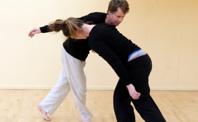 Dance training with Joerg Hassmann, 3-7 Jan 2018