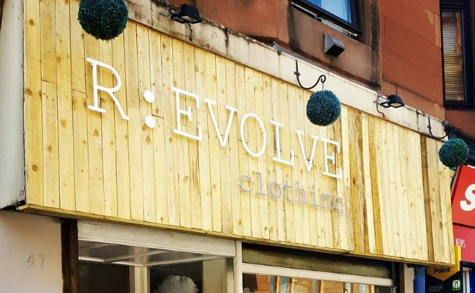 Raise the Rent for R:evolve Clothing