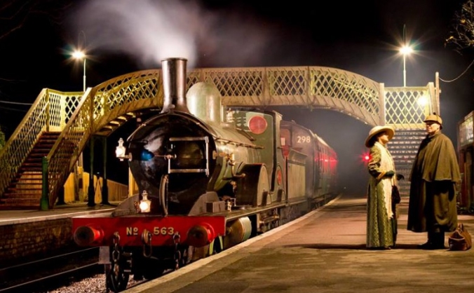 LSWR T3 No.563 return to steam appeal.