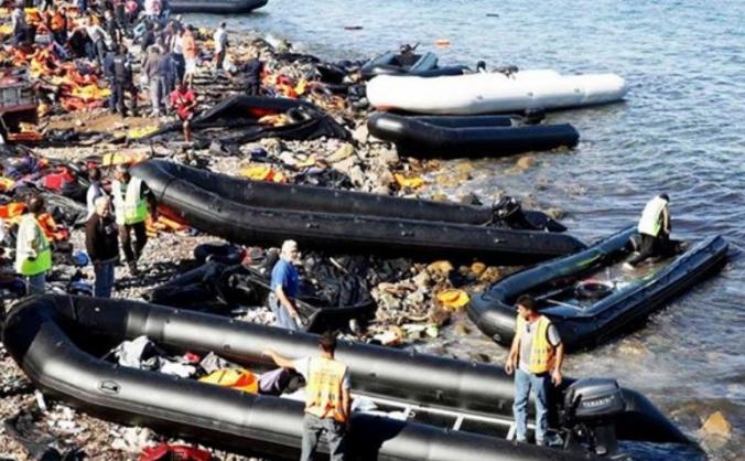 Change for Lesvos- Support for Refugees