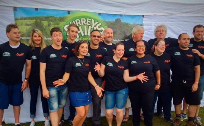Surrey Hills Community Radio Builds Second Studio