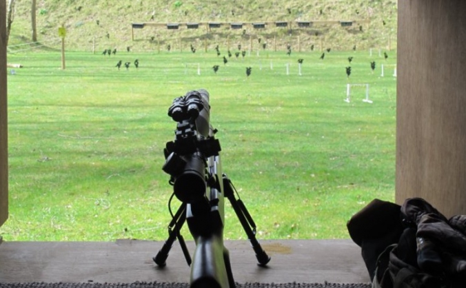 Shooting range & activity centre nr Milton Keynes