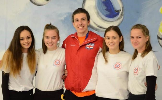 England Junior Women - WJCCB 2017