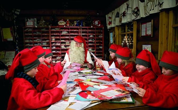 Altrincham Santa Festival 2015