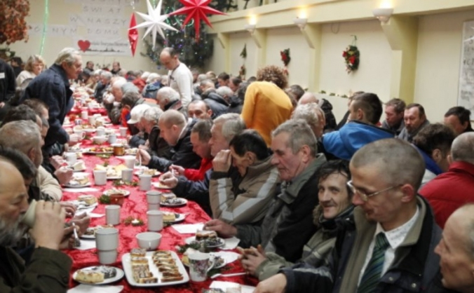 Christmas Dinner for 50 Disadvantaged People