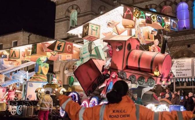Help Support Midsomer Norton Illuminated Carnival