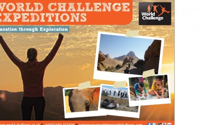 Mackenzie's World Challenge