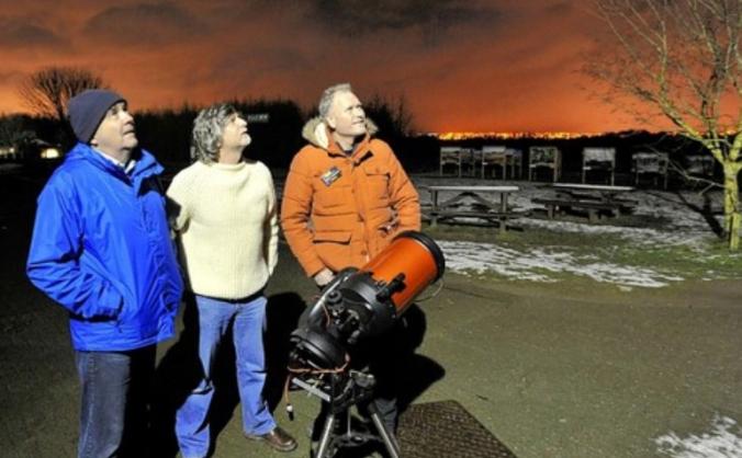 Rosliston Astronomy Group Observatory