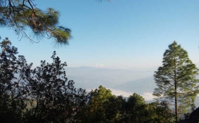 Artist residency in Himalayas
