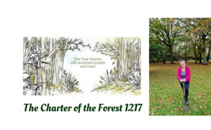We're planting a tree for the Tree Charter