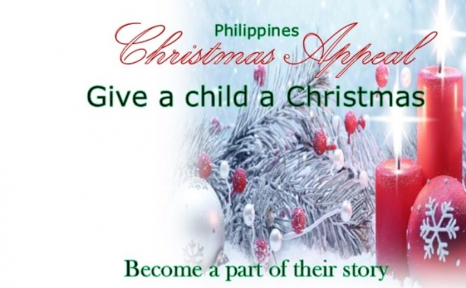 Give a child a Christmas