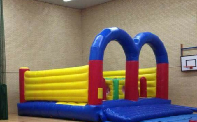 Much needed Bouncy castle