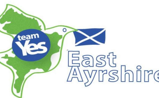 Yes East Ayrshire Needs You!