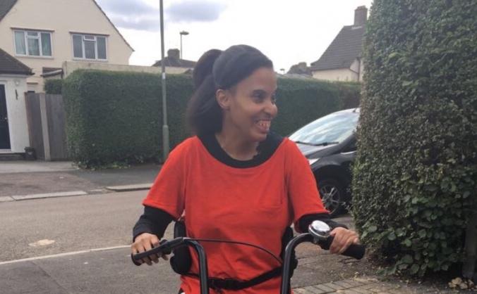 Tara's trike dream