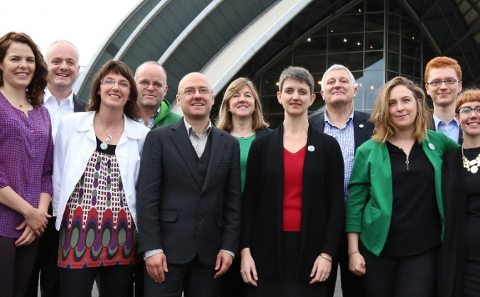 Chip in to elect Green voices in Holyrood 2016