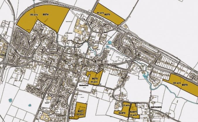 Bottesford Forum Village Defence Fund