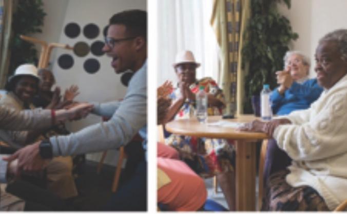 Healthy Living Club - Dementia Focused Community