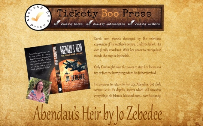 Help us get Tickety Boo Press Books into Bookshops