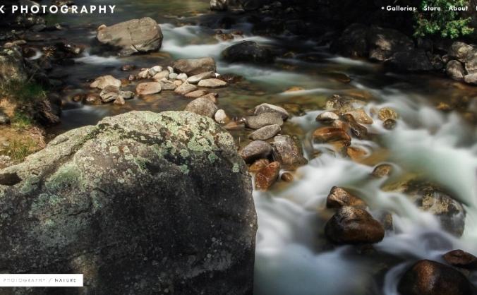 ZK Photography Website