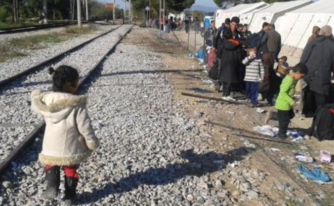 Refugee Movement Aid - Kernow