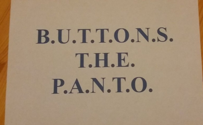 Buttons The Pantomime