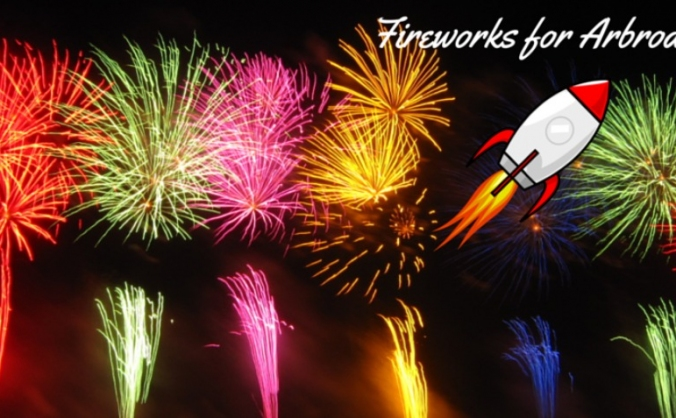 Fireworks for Arbroath  (2015-16)